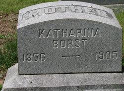 Katharina <i>Seiner</i> Borst