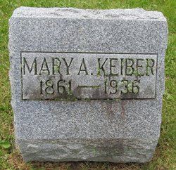 Mary A. Keiber