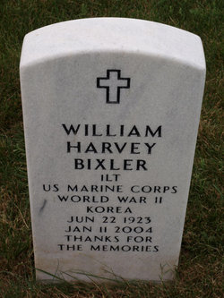 William Harvey Bixler