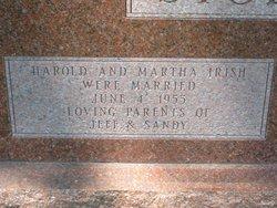 Harold Mason Irish