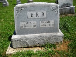 Nannie C Erb