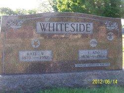 Julius Adolf J. Ado Whiteside