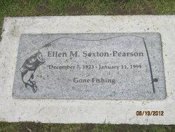 Ellen Margaret <i>Sexton</i> Pearson