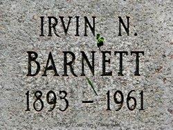 Irvin N Barnett