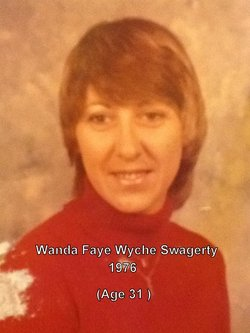 Wanda Faye <i>Wyche</i> Swagerty
