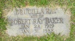 Drucilla <i>Ray</i> Baker