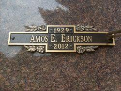 Amos Ellsword Erickson