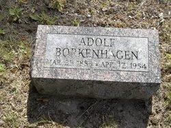 Adolf Borkenhagen