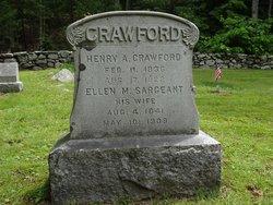 Ellen Maria <i>Sargeant</i> Crawford