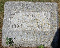 Ann Albin
