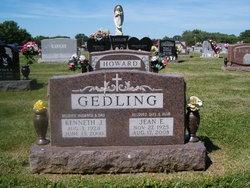 Kenneth J Gedling