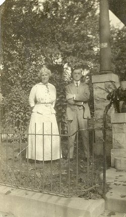 Rev Edgar Louis Tiffany