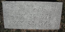 Arthur Clay Allen