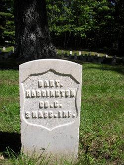Bartholomew Harrington