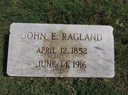 John E Ragland