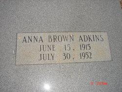 Anna Brown Adkins