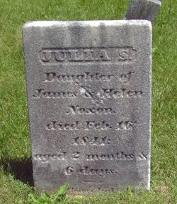 Julia S Noxon