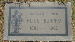 Alice <i>Tracy</i> Murphy
