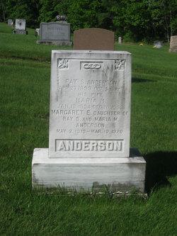 Margaret Ellen Anderson