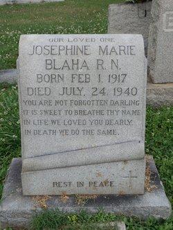 Josephine Marie Blaha