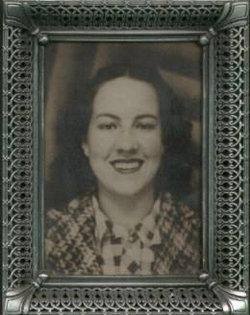 Lamberta Gladys Bertie <i>Gayhart</i> Domingo