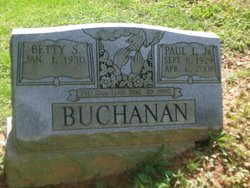 Betty Jean <i>Stafford</i> Buchanan