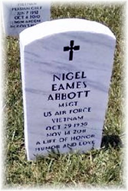 Nigel Eames Abbott