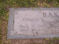 Eugene E Baker