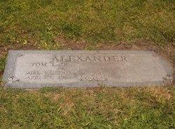 Tom L Alexander, Jr