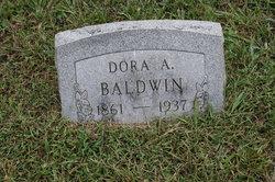 Dora Ann <i>Robertson</i> Baldwin