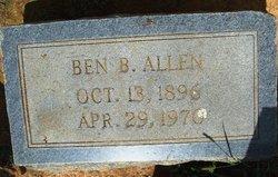 Ben Bryant Allen