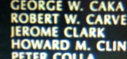 Pvt Jerome Clark, Jr