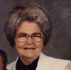 Doris June <i>Thorn</i> Ashworth