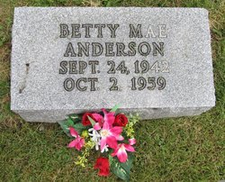 Betty Mae Anderson