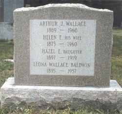 Leona Baldwin Onie <i>Wallace</i> Baldwin