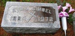 Evangelina Agnes Gimbel