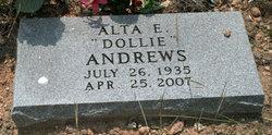 Alta E Dollie Andrews
