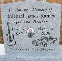 Michael James Mike Ramey