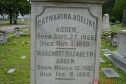 Catharina Adeline Adden