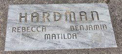 Matilda J. Hardman
