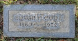 Edgar Francis Cook