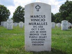 Sgt Marcus Vinicio Muralles