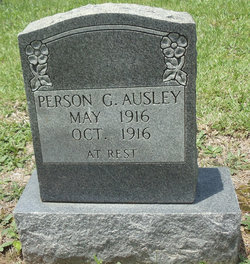 Person G. Ausley