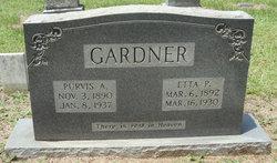 Etta P. Gardner