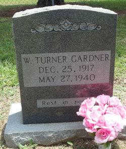 W. Turner Gardner