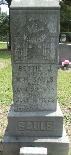 Bettie J. Sauls