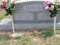 Frances Mae <i>Moore</i> Houck