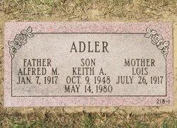 Keith A. Adler