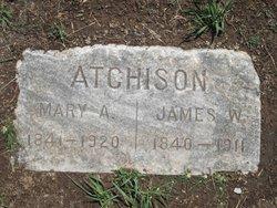 Mary Ann <i>Orsborne</i> Atchison