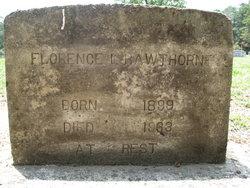 Florence L <i>Buck</i> Hawthorne
